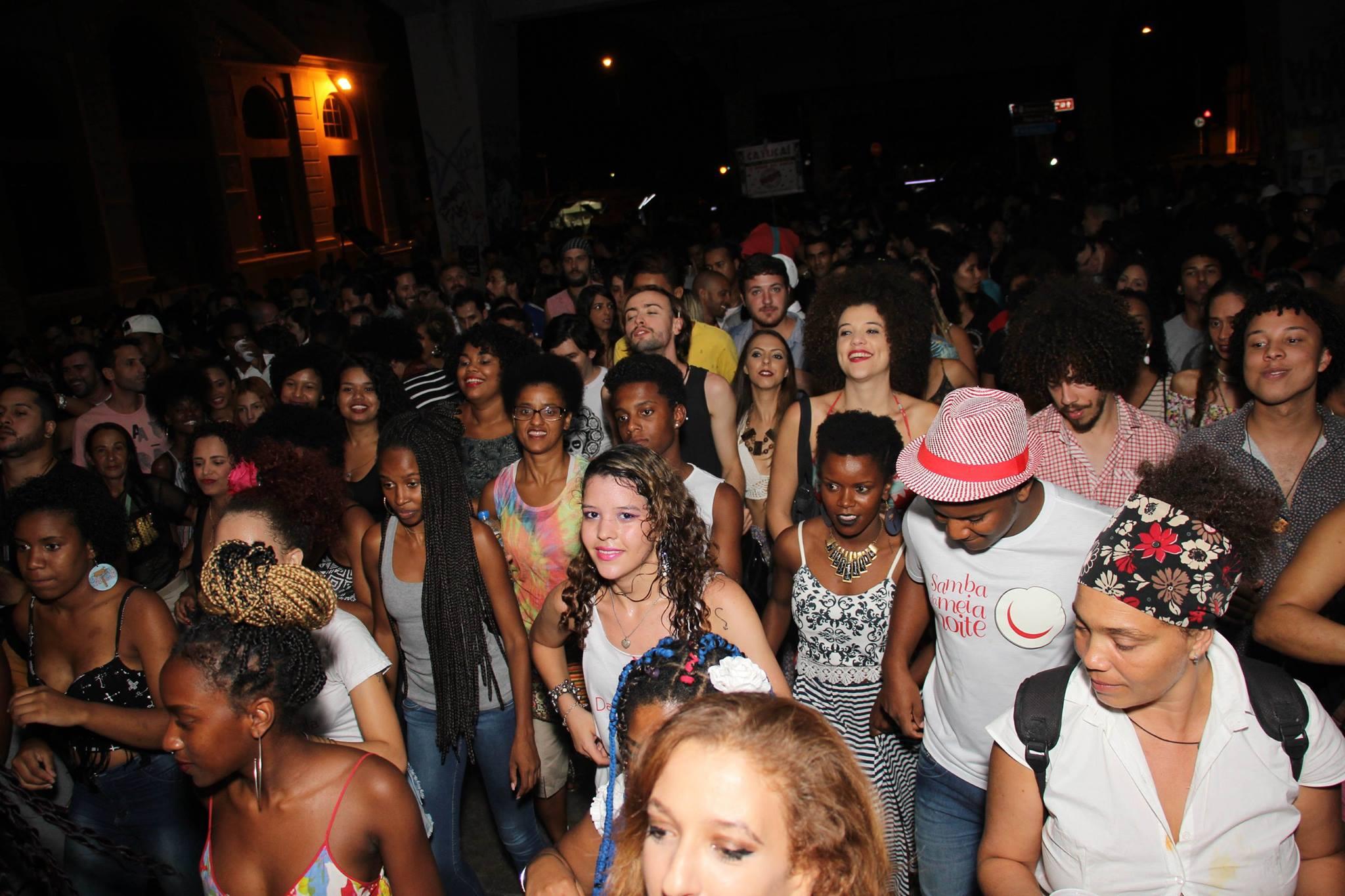 Samba da Meia Noite. A noite do malandro, 08/04/2016