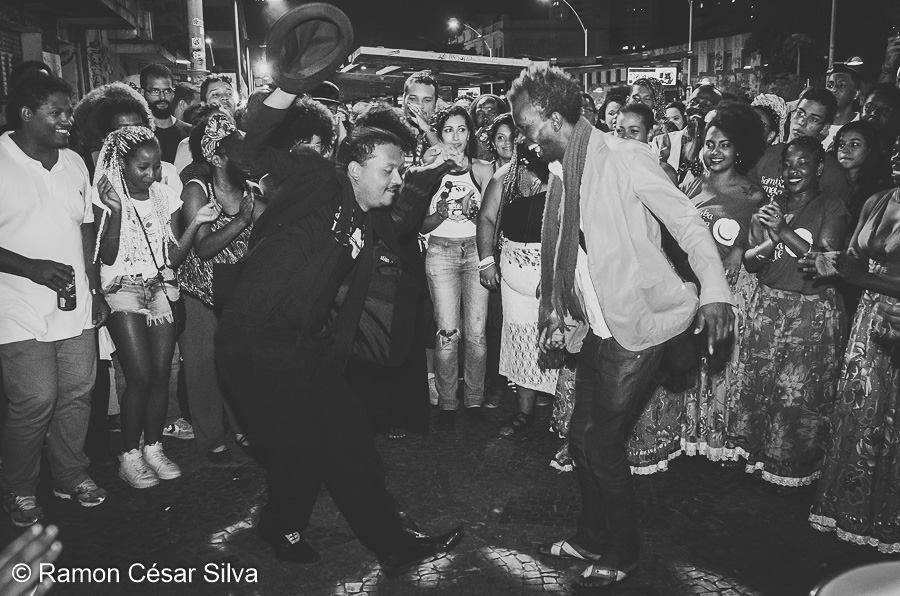 Samba da Meia-Noite. Foto: Ramon César Silva