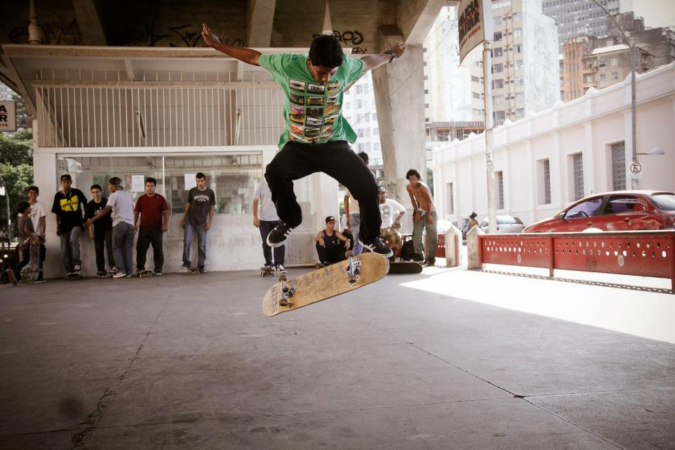 Game Of Skate. Foto: Luiza Guedes/Fora do Eixo
